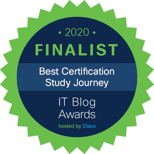 IT Blog Awards Finalists 2020